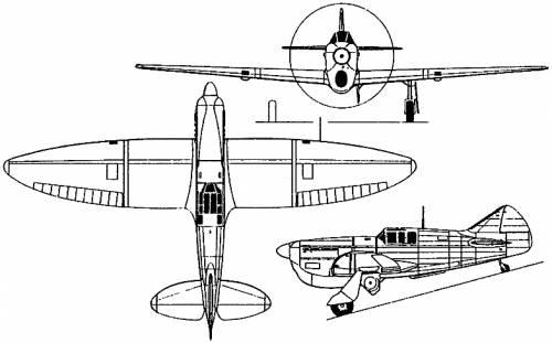 Dewoitine D 513 (France) (1936)
