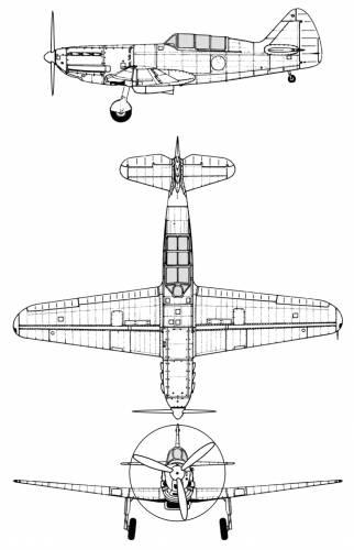 Dewoitine D-520 DC