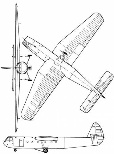 Aierspeed Horsa (Glider)