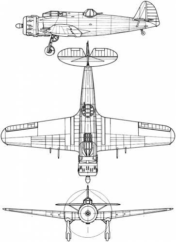 Breda BA-65 A80