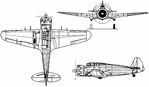 Breda Ba.65 (Italy) (1935)