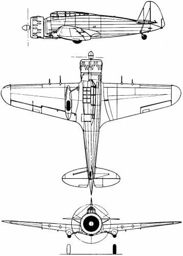 Breda BA-65 K14