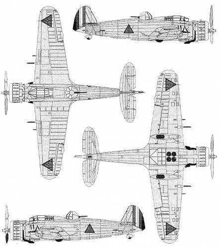 Breda Ba.65A-80