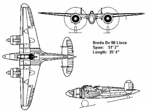 Breda BA 88