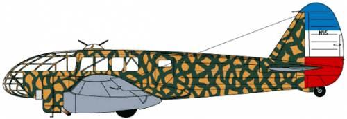 Caproni Ca.310Bis