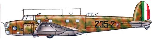 Fiat B.R.20 MM.21719 Cicogna