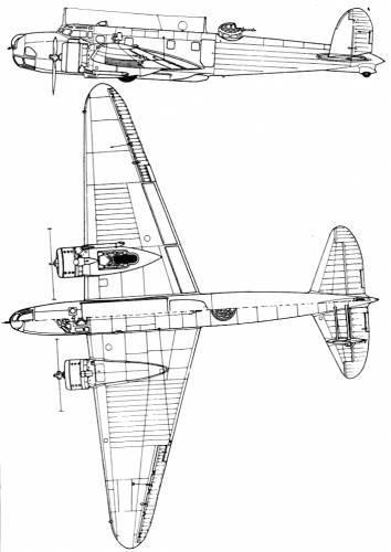 Fiat BR.20M Cicogna