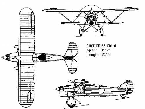 Fiat CR 32