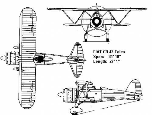 Fiat CR 42