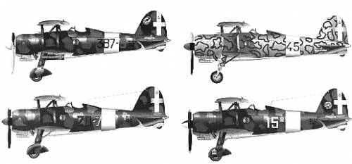 Fiat CR.42 AS