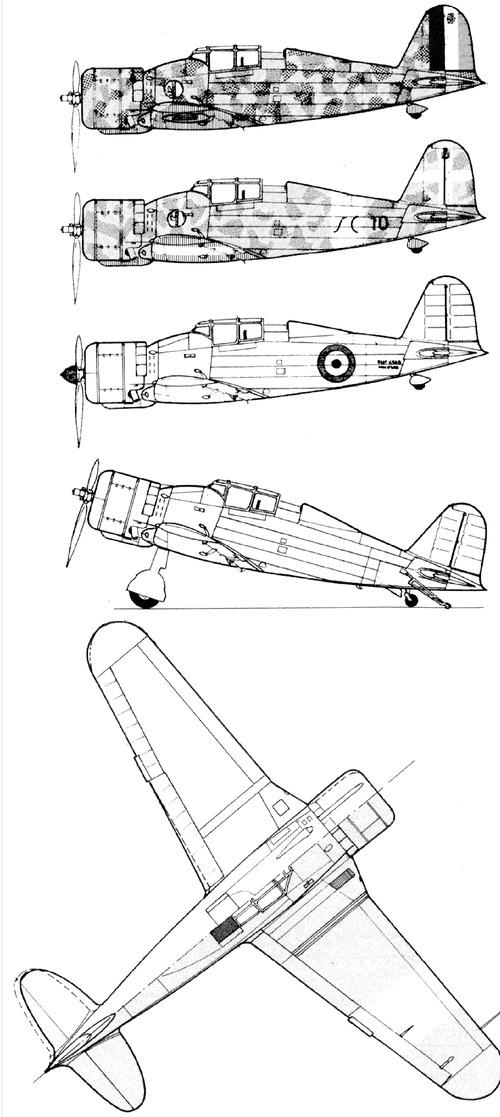 Fiat G.50B Freccia