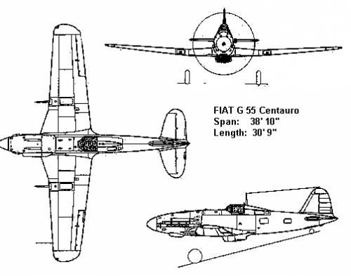 Fiat G 55