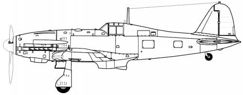 Fiat G.55A Centauro