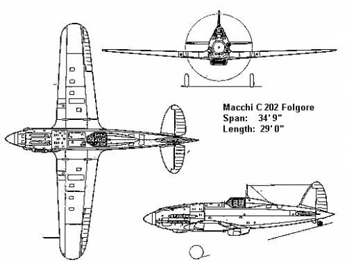 Macchi C 202