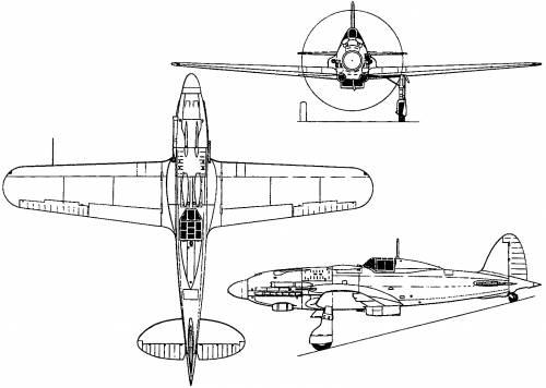 Macchi C.205 Veltro (Italy) (1942)