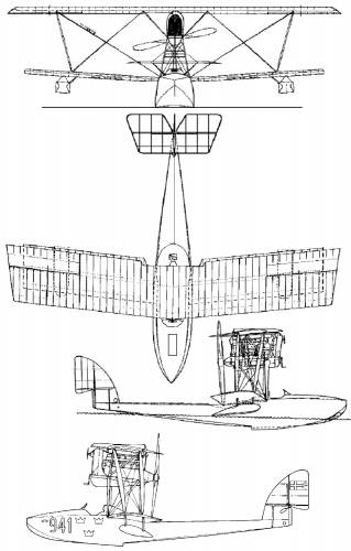 Macchi M7 Flyingboat