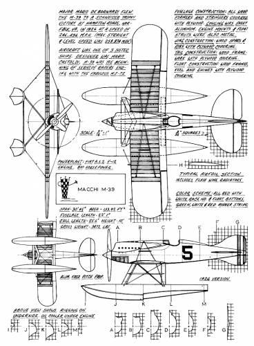 Macchi M-39