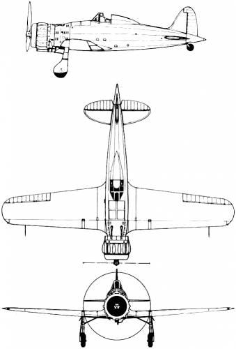 Macchi MC-200 Saetta