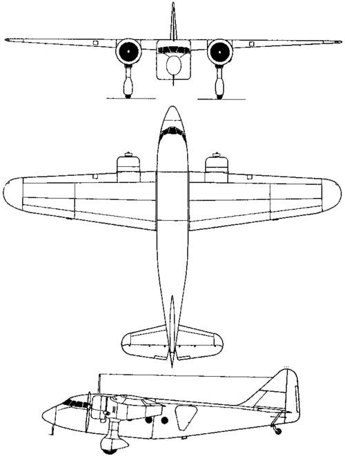 Kokusai Ki-59 THERESA (1939)