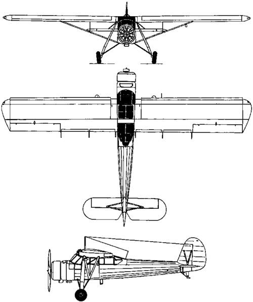 Kokusai Ki-76 (Stalla) (1941)