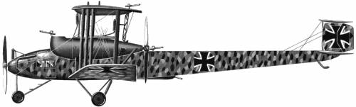 Zeppelin Staaken R-VI