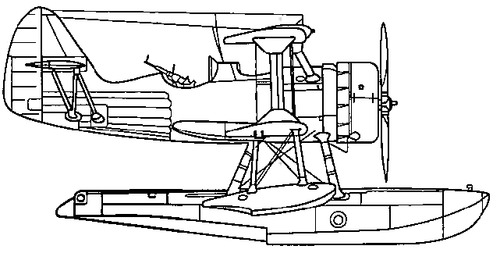Beriev Be2 KOR-1 (1938)