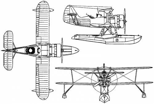 Beriev Be-2 (KOR-1) (Russia) (1937)