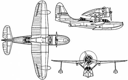 Beriev Be-4 (KOR-2) (Russia) (1940)
