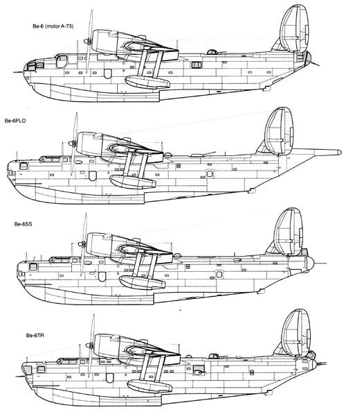 Beriev Be-6