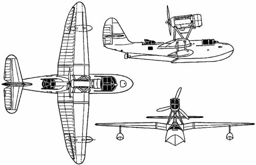 Beriev MBR-7 (MS-8) (Russia) (1938)