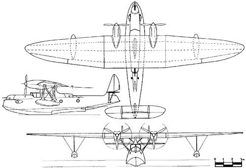Beriev MDR-5 MS-4 (1935)
