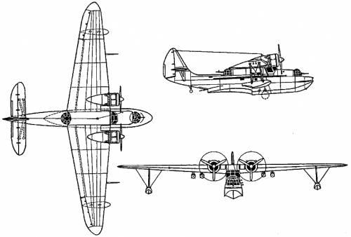 Beriev MDR-5 (Russia) (1938)