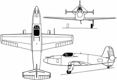 Bolkhovitinov Bi-1 (Russia) (1942)