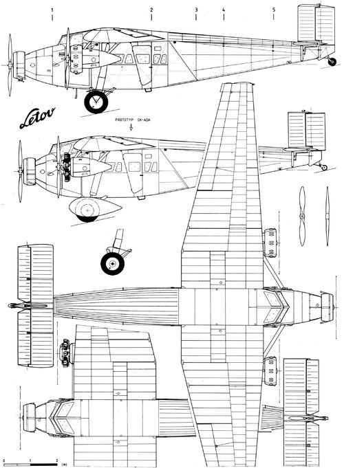 Letov S.32