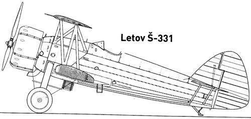 Letov S-331