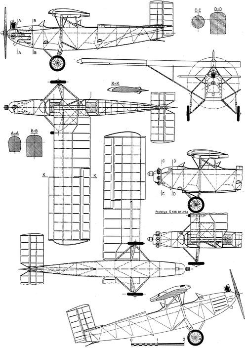 Letov S.39