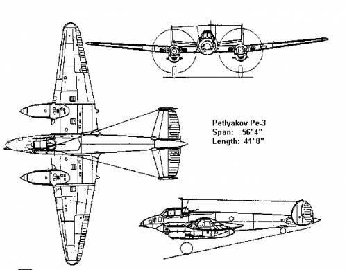 Petlyakov 3