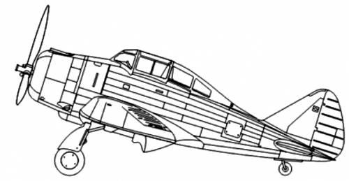 Severensky P-35