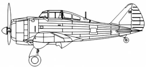 Severensky P-35A