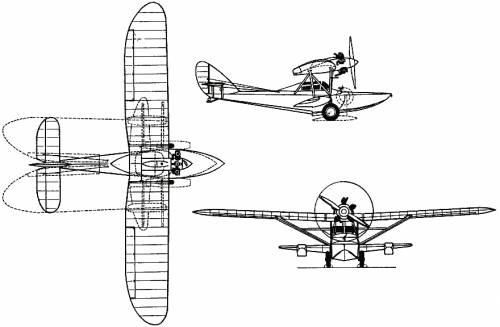 Shavrov Sh-2 (Russia) (1930)