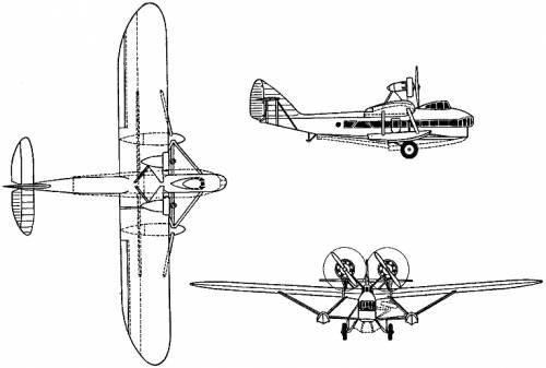 Shavrov Sh-5 (Russia) (1934)