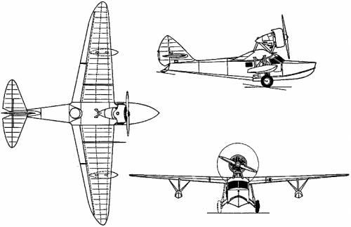 Shavrov Sh-7 (Russia) (1940)