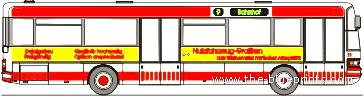 Setra S 215 SL