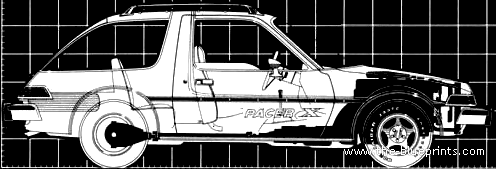AMC Pacer X (1976)