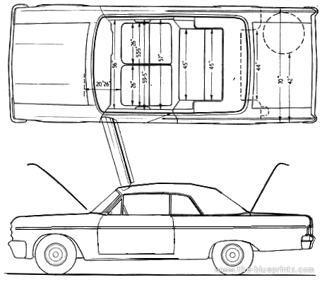 Amc rambler 770 v8 convertible  281966 29 on wiring diagram database