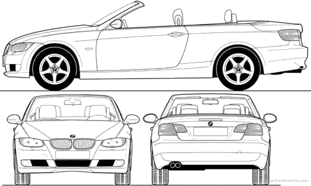 The Blueprints Com Blueprints Gt Cars Gt Bmw Gt Bmw 335i