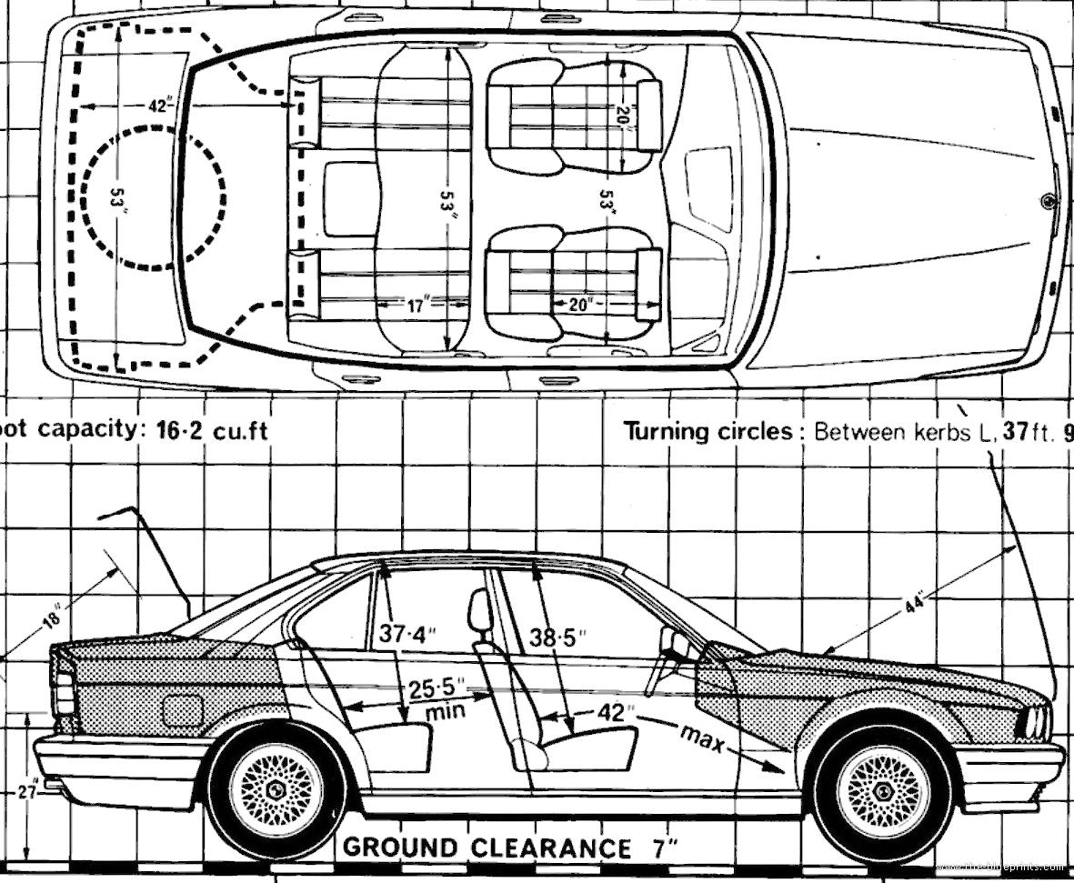 The Blueprints Com Blueprints Gt Cars Gt Bmw Gt Bmw 525i