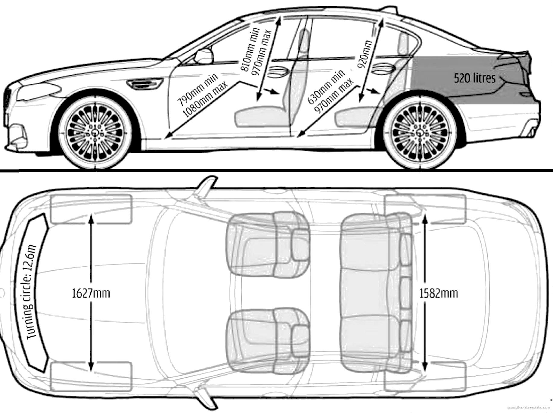 The Blueprints Com Blueprints Gt Cars Gt Bmw Gt Bmw M5 F10
