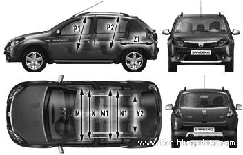 Dacia Sandero Stepway (2009)