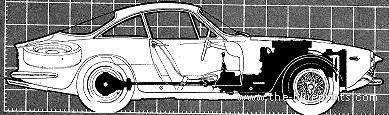 Ferrari 250 GT Lusso (1969)